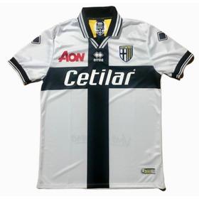 Camisa Parma Errea 2018/2019 Sambaquifut