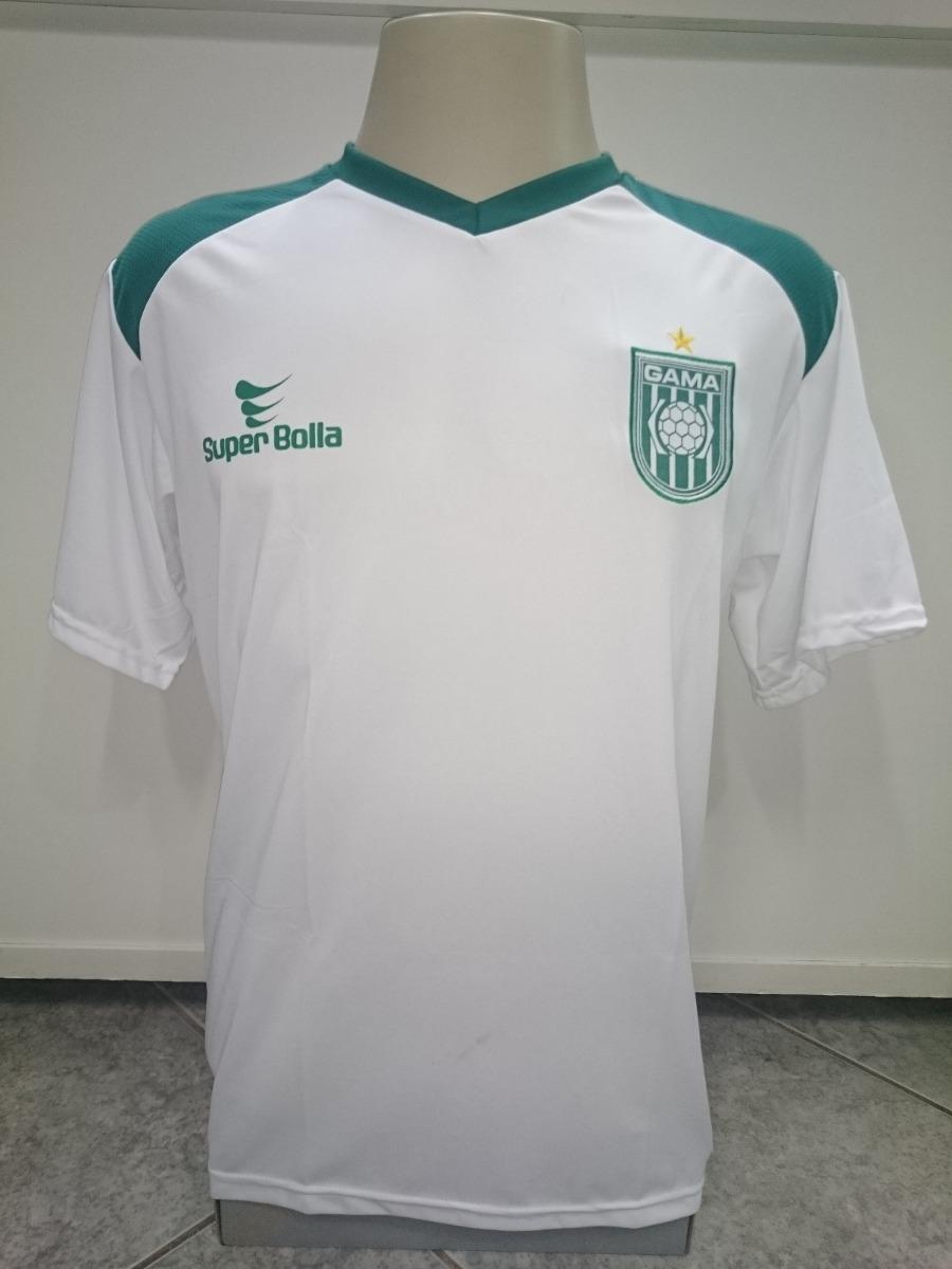 b8a57e839f429 Camisa Passeio Sociedade Esportiva Do Gama Df 2015 I E Ii - R$ 89,90 ...
