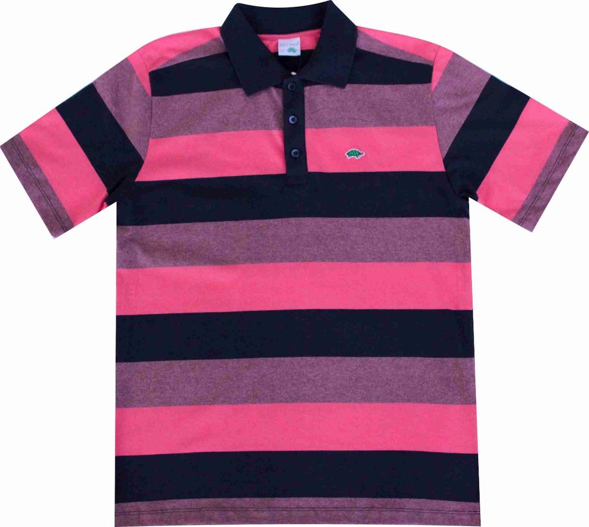 48c782c1ee camisa pau a pique polo rosa rosa - p pau a pique. Carregando zoom.