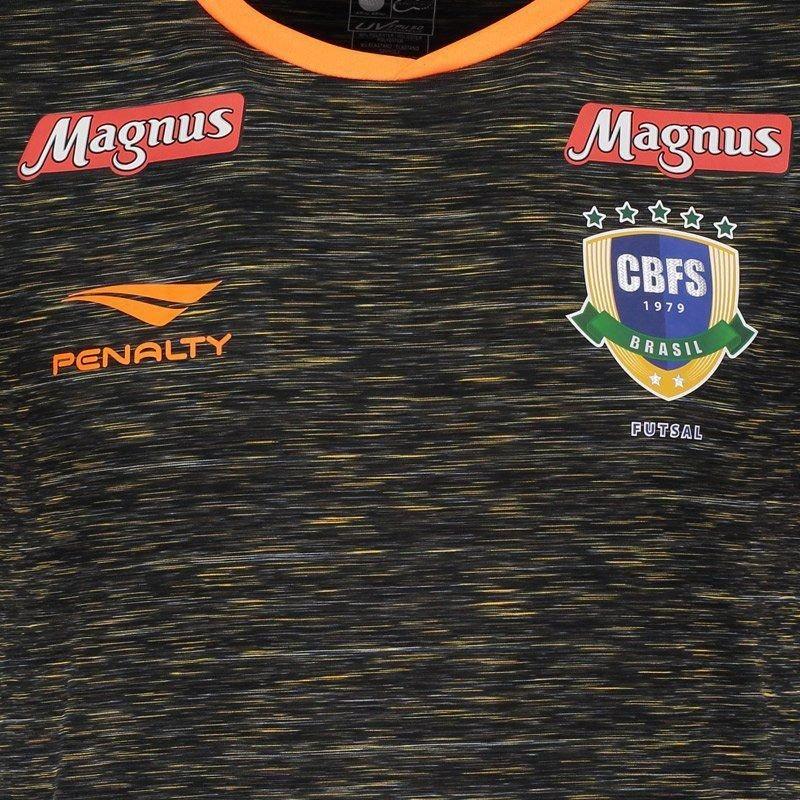 a90ed24e626af camisa penalty brasil cbfs futsal goleiro iii 2018. Carregando zoom.