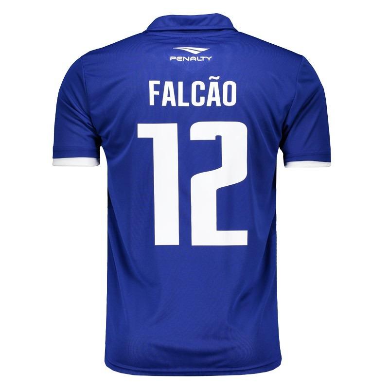 9db0941e3f camisa penalty brasil futsal cbfs ii 2016 c  patch 12 falcão. Carregando  zoom.
