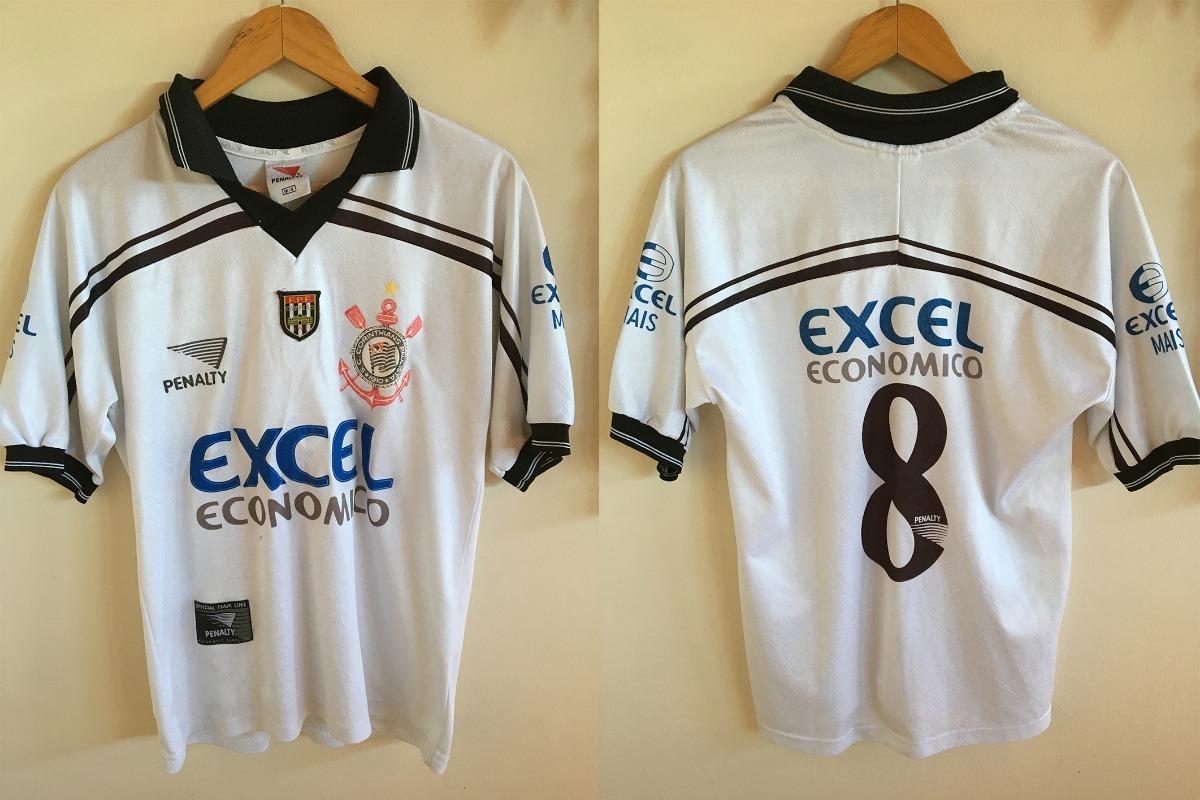 23f7349f92 camisa penalty corinthians excel 1998 brasileirão original. Carregando zoom.
