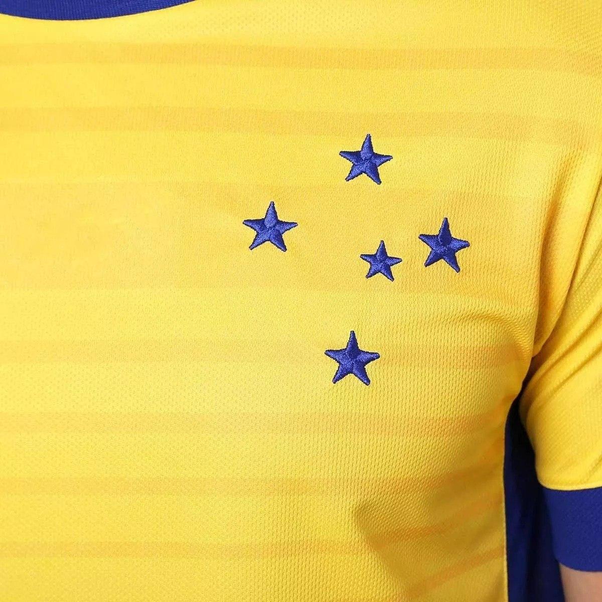 1dfbb651b1 camisa penalty cruzeiro goleiro 2015. Carregando zoom.