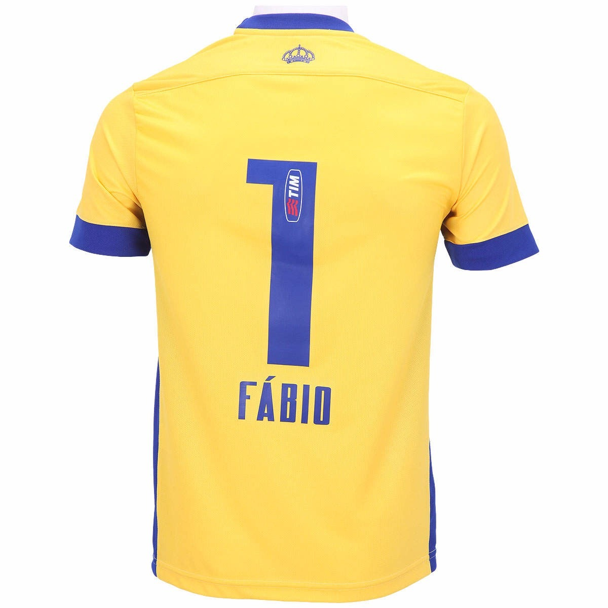 8f100ae83c509 camisa penalty cruzeiro goleiro 2015 nº1 fabio original c nf. Carregando  zoom.