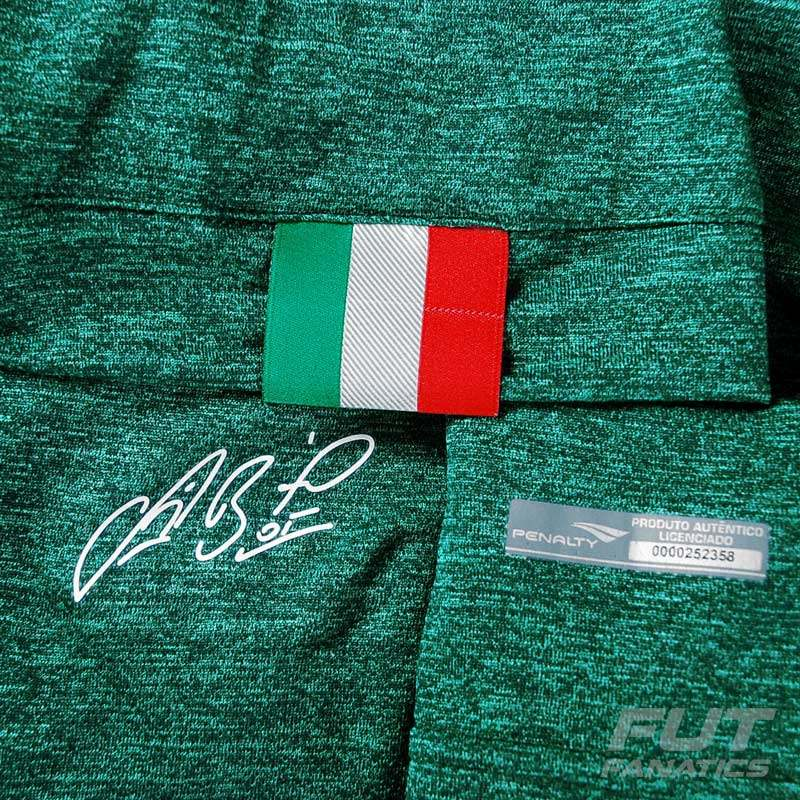 camisa penalty cruzeiro goleiro iii 2015 verde - futfanatics. Carregando  zoom. 0e50efc20ab3b