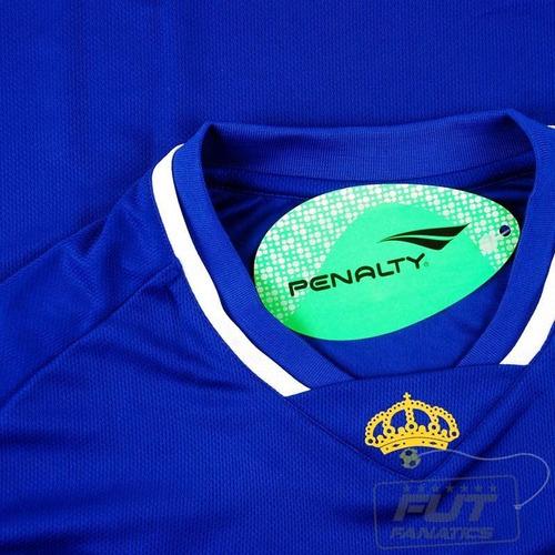 camisa penalty cruzeiro i 2015 feminina. Carregando zoom. 1eaac6bd2eb0a