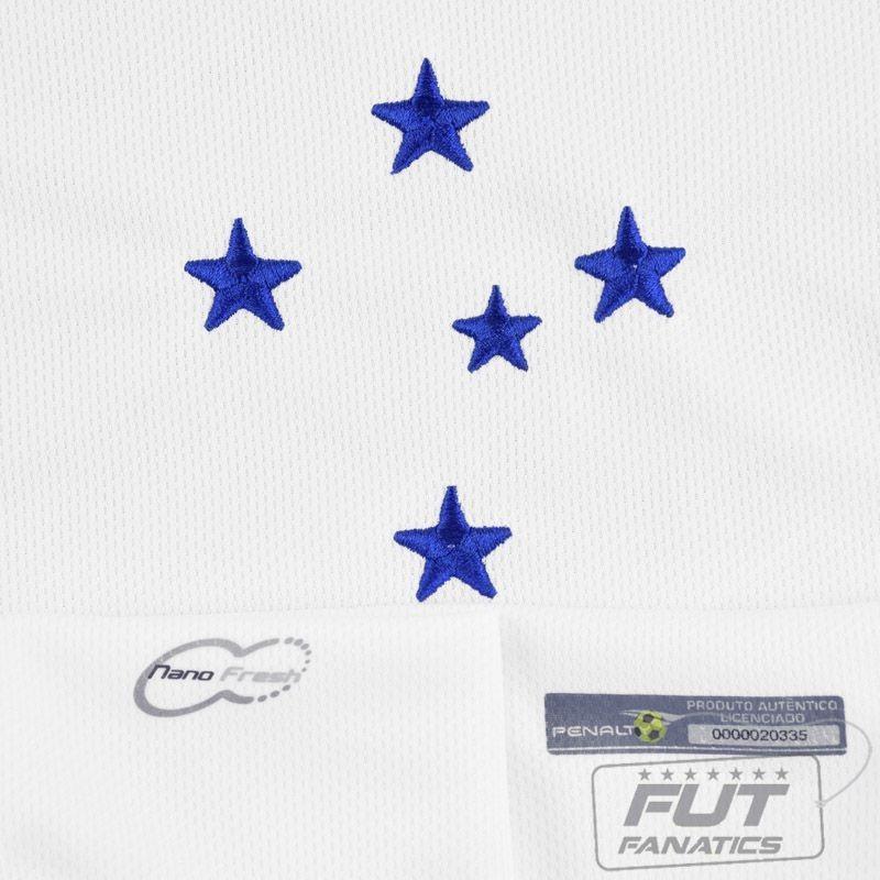 camisa penalty cruzeiro ii 2015 - futfanatics. Carregando zoom. 4447929b95552