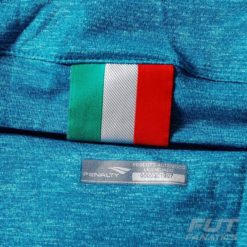 camisa penalty cruzeiro iii 2015 - futfanatics. Carregando zoom. 92f41fb27c360