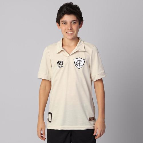 camisa penalty figueirense raízes 2013 nº 10 infantil nova