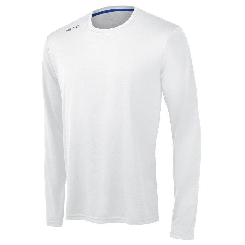 camisa penalty matis vii manga longa uv masculina - branco. Carregando zoom. 4dbbebd7669e5