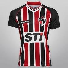 a7070d71c0 Camisa Penalty São Paulo 2 Sti - 2013 - R  180