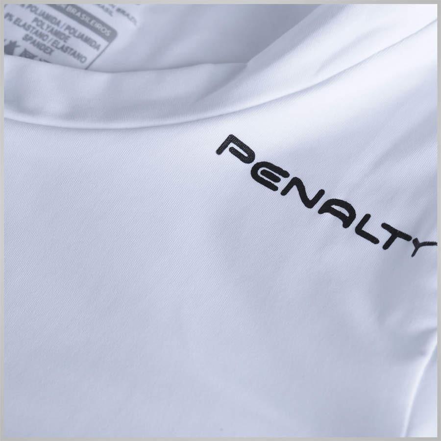 camisa penalty térmica matis manga curta branca. Carregando zoom. afc80ed78dc4f
