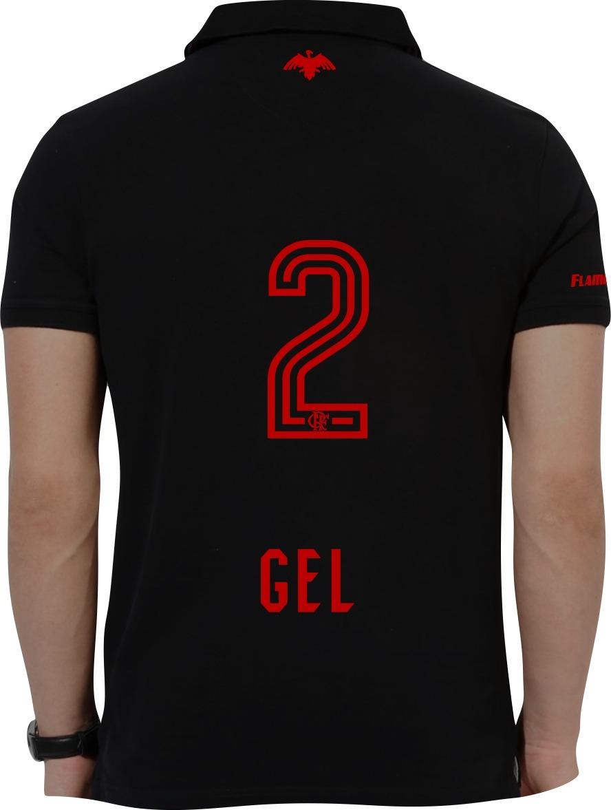 e4d73e133c089 camisa personalizada gel numero 2 flamengo. Carregando zoom.
