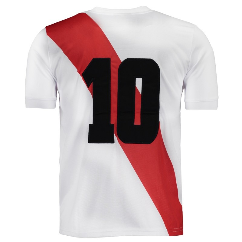 bc4068ef7d Camisa Peru Retrô N° 10 - R  84