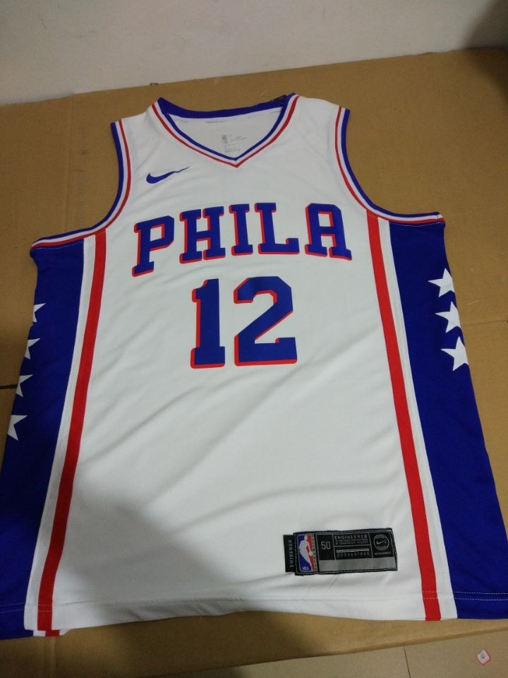 8757adb38 camisa philadelphia 76ers butler simmons nba 2018 nike. Carregando zoom.