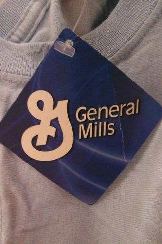 camisa playera cocoa puffs general mills cereal edicion 2006