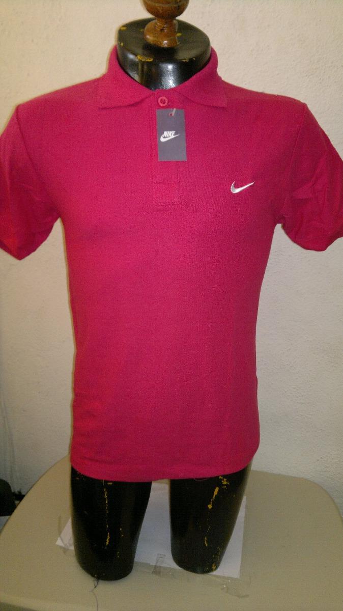 d40dc90cef5d7 00 Polo 399 Nike Caballero Marca Camisa Playera Tipo Rosa Fucsia nqEw8EUpzF