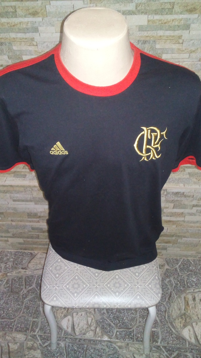 9829a426cb41c Camisa Poliéster adidas Flamengo Série Ouro Frete Fixo R 10
