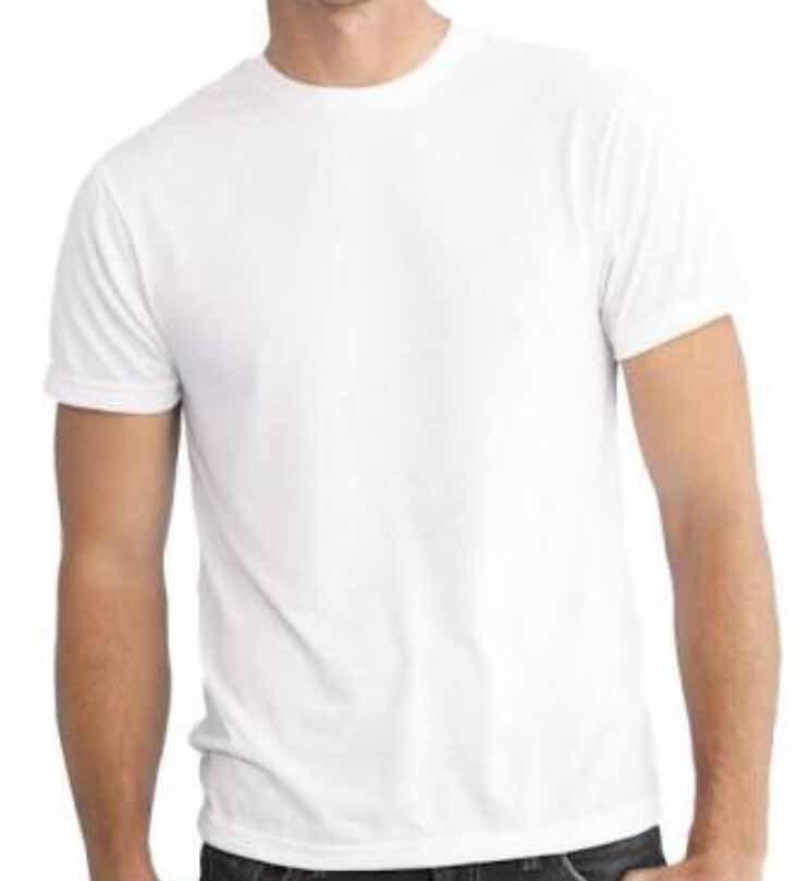 57fd811c766c3 Camisa Poliéster Ideal Sublimação Atacado Kit 10 - R  110