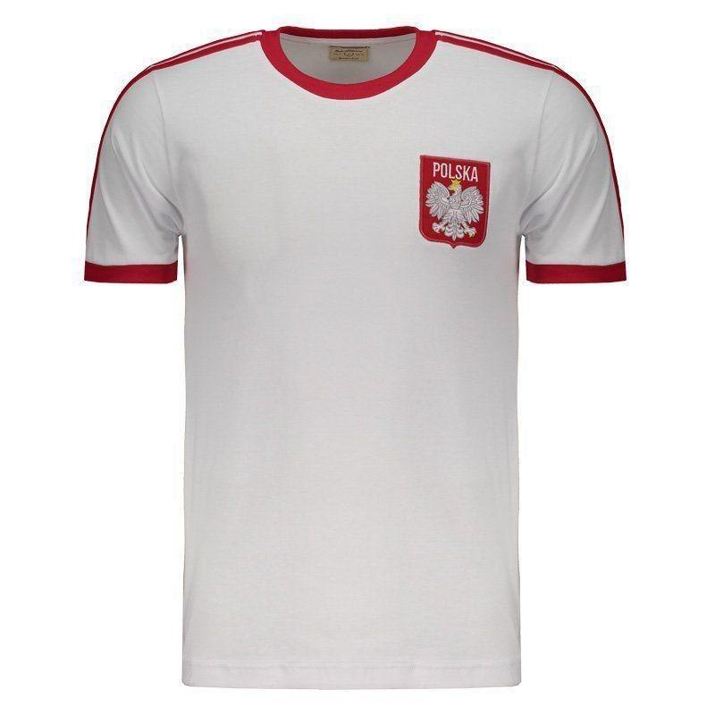 974b3bc21 camisa polônia retrô 1972. Carregando zoom.