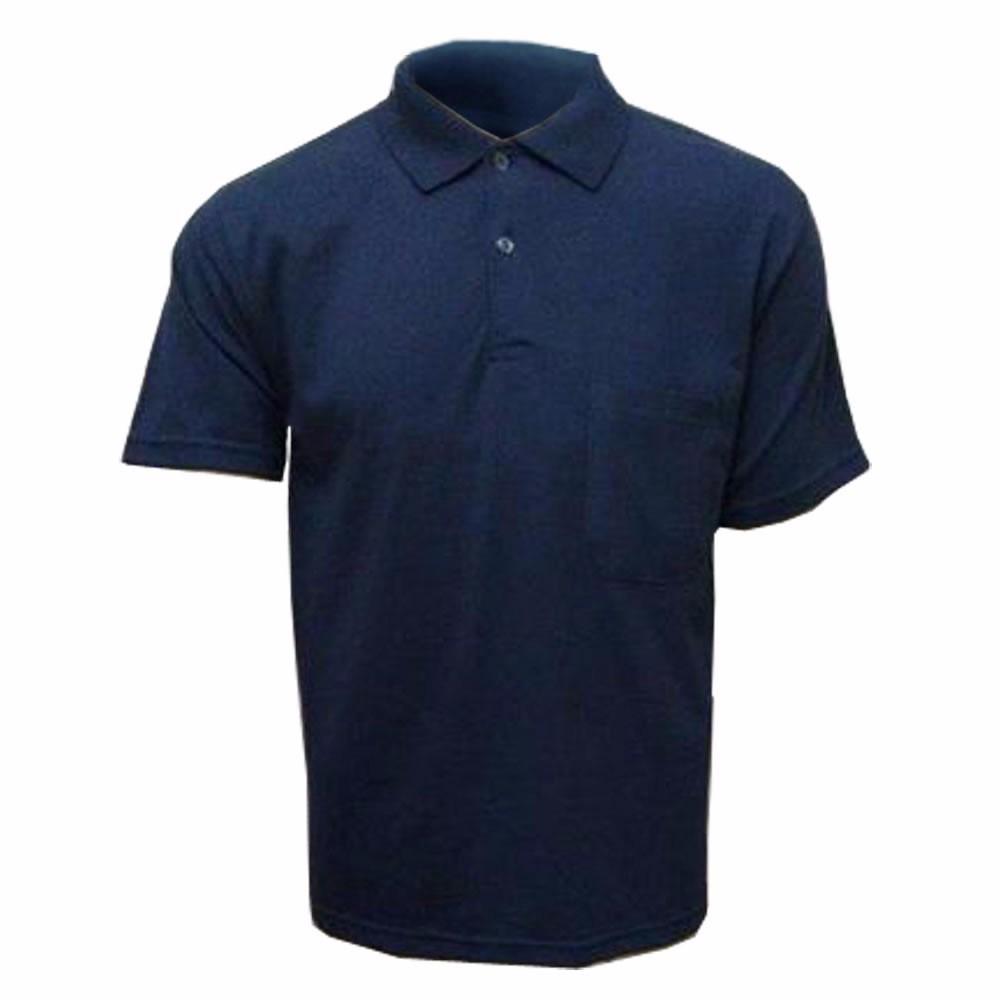 camisa polo 100% algodão l 12. Carregando zoom. a04fe4841bbaf