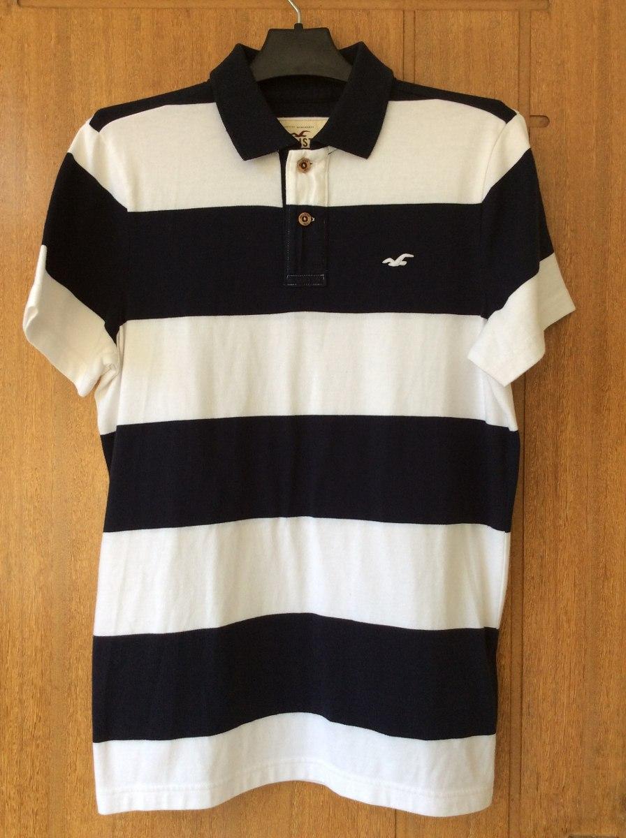 camisa polo abercrombie   fitch hollister original masculina. Carregando  zoom. c2057234a7368
