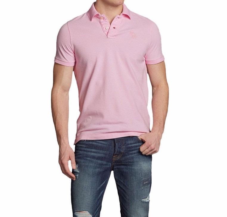 8eb83ad919 Camisa Polo Abercrombie Masculina 100% Original - Tam Gg P9 - R  179 ...