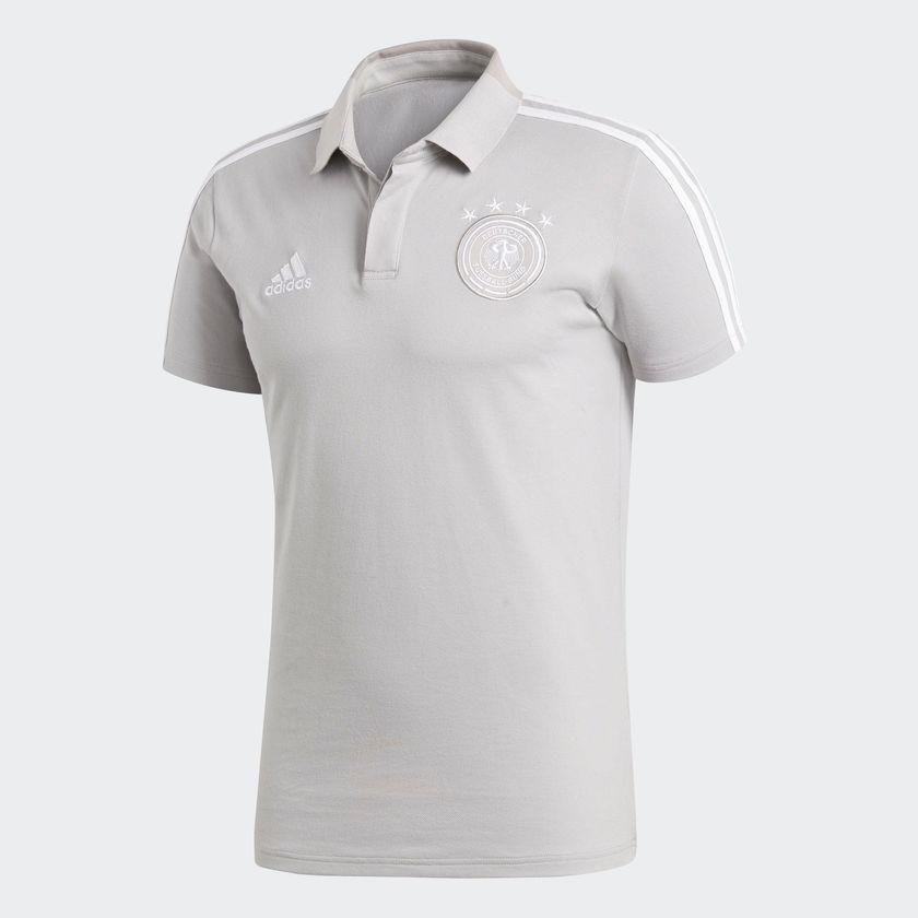 camisa polo adidas alemanha masculina 2018 seleção. Carregando zoom. 286e9661e1f6f
