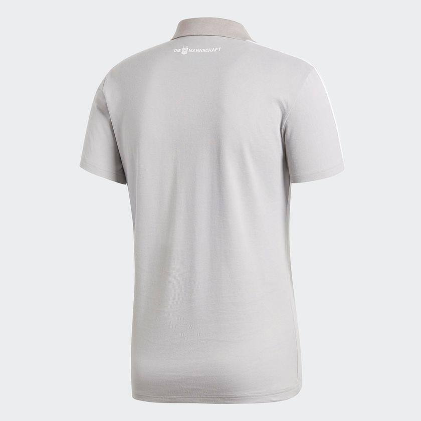 camisa polo adidas alemanha masculina 2018 seleção. Carregando zoom. e172eddddefc3
