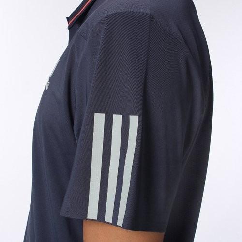 cd7b1481ca5 Camisa Polo adidas Barricade Marinho E Cinza Ac0296 - R  129