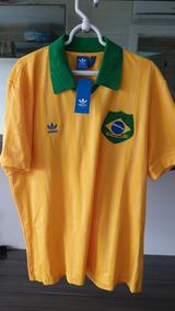 e45e3b4b71 Camisa Polo Adidas Amarela Masculina - Calçados, Roupas e Bolsas com ...