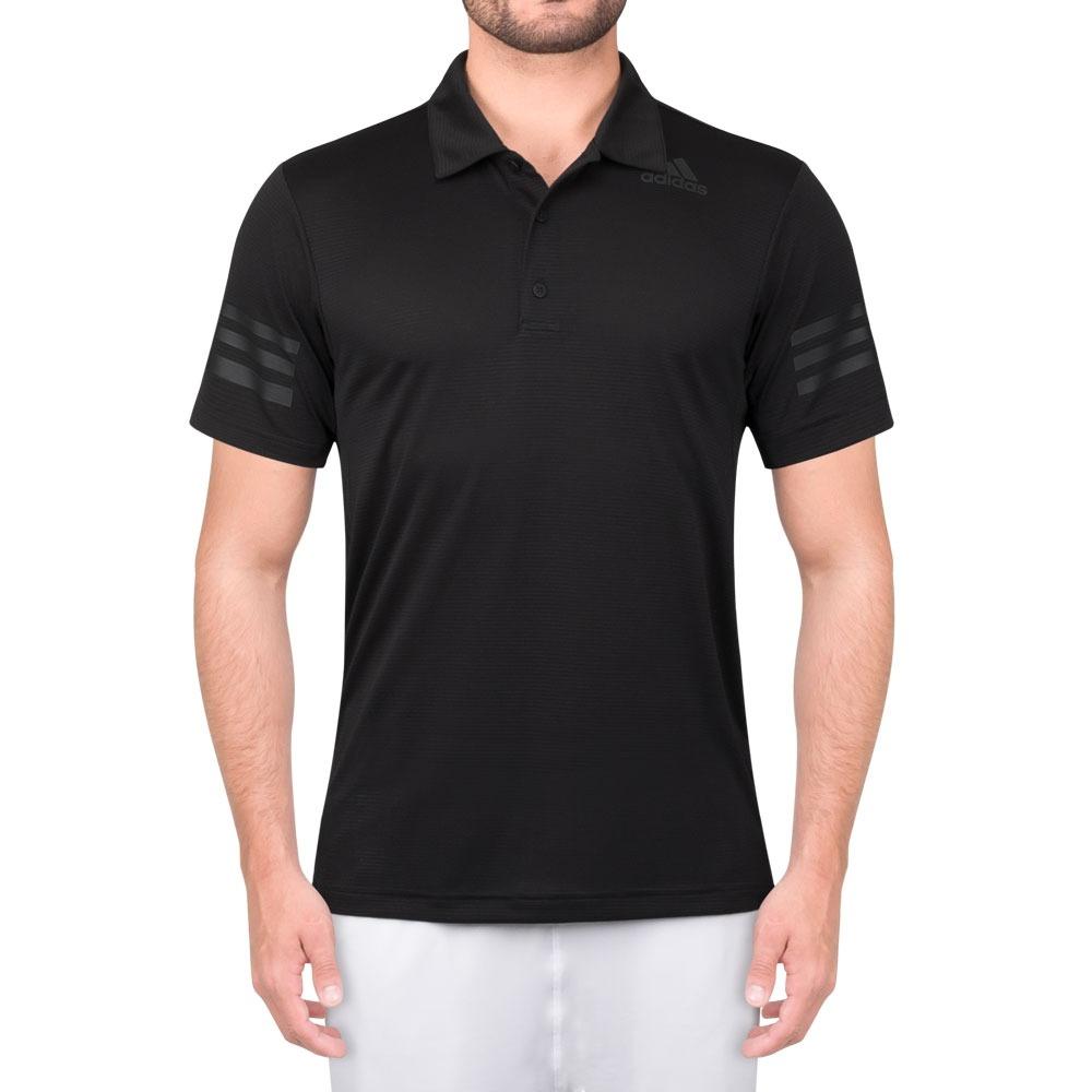 b82cdfcc62f camisa polo adidas climacool preta. Carregando zoom.