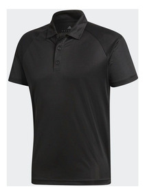 c05c0dd930 Camisa Polo adidas Masculina D2m - Preta