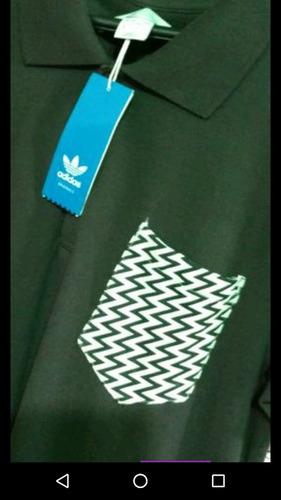 camisa polo adidas originals