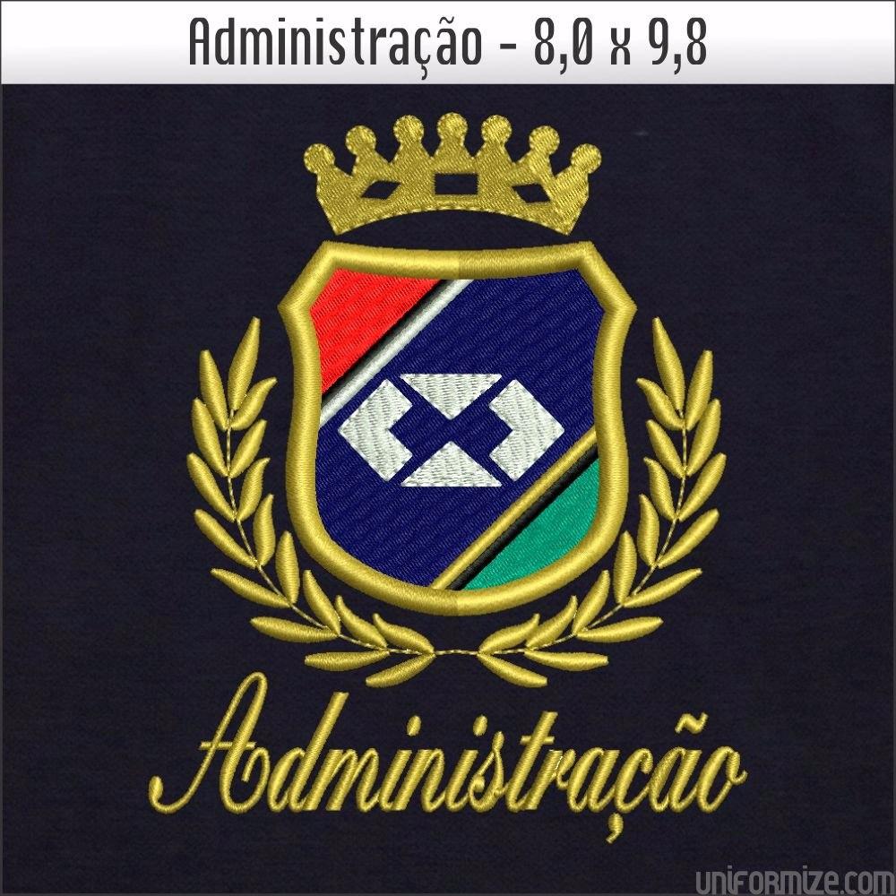 a480283dfb Camisa Polo Administração 8