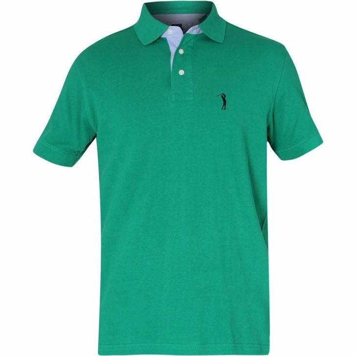 2db6545e5f Camisa Polo Aleatory Masculina - R  26