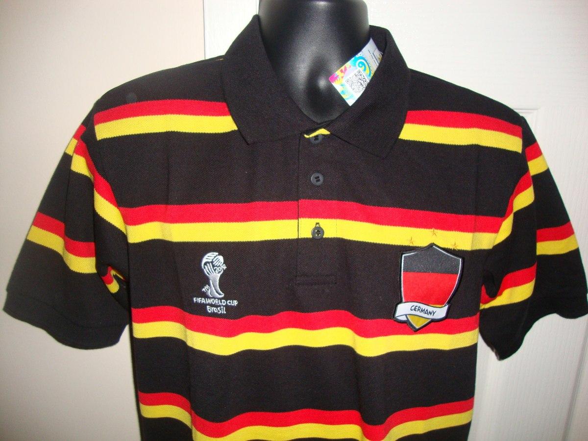 6369af31a6 camisa polo alemanha fifa original copa do mundo. Carregando zoom.