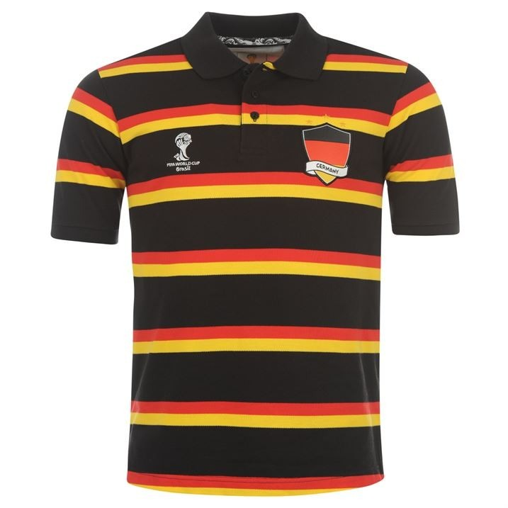 a6e342d960 Camisa Polo Alemanha Fifa Original Copa Do Mundo - R  129