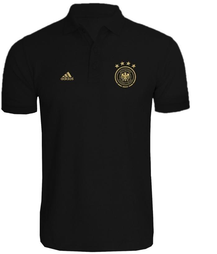 camisa polo alemanha personalizado. Carregando zoom. a376cff6e38aa