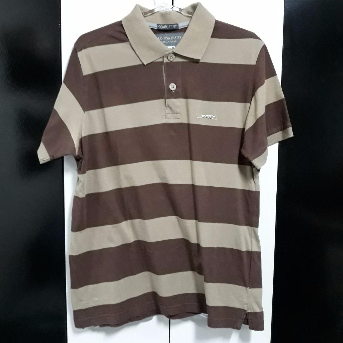0e904067b6231 Camisa Polo - American Wear - Polo Usa Jeans