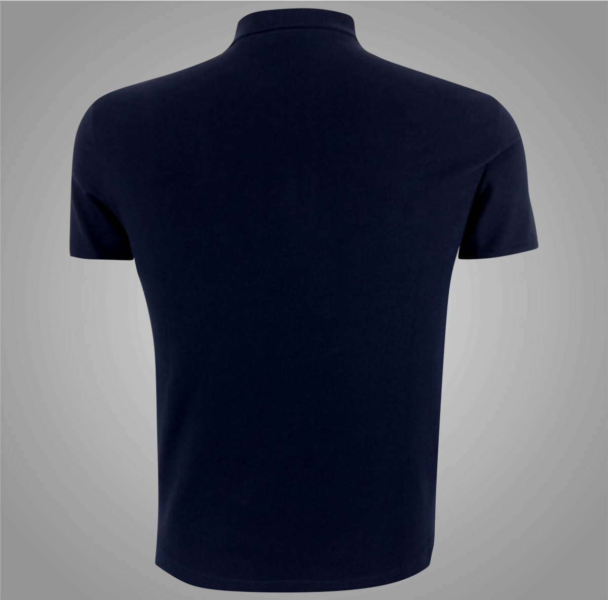 camisa pólo azul marinho camisa azul marinho blusa azul. Carregando zoom. b75be91b8a46a
