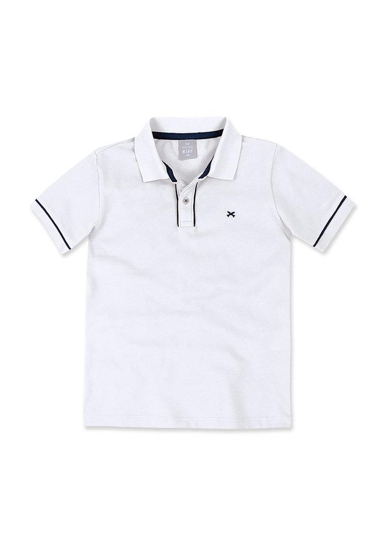 camisa polo básica infantil menino hering 53c2. Carregando zoom. 800038a779de0