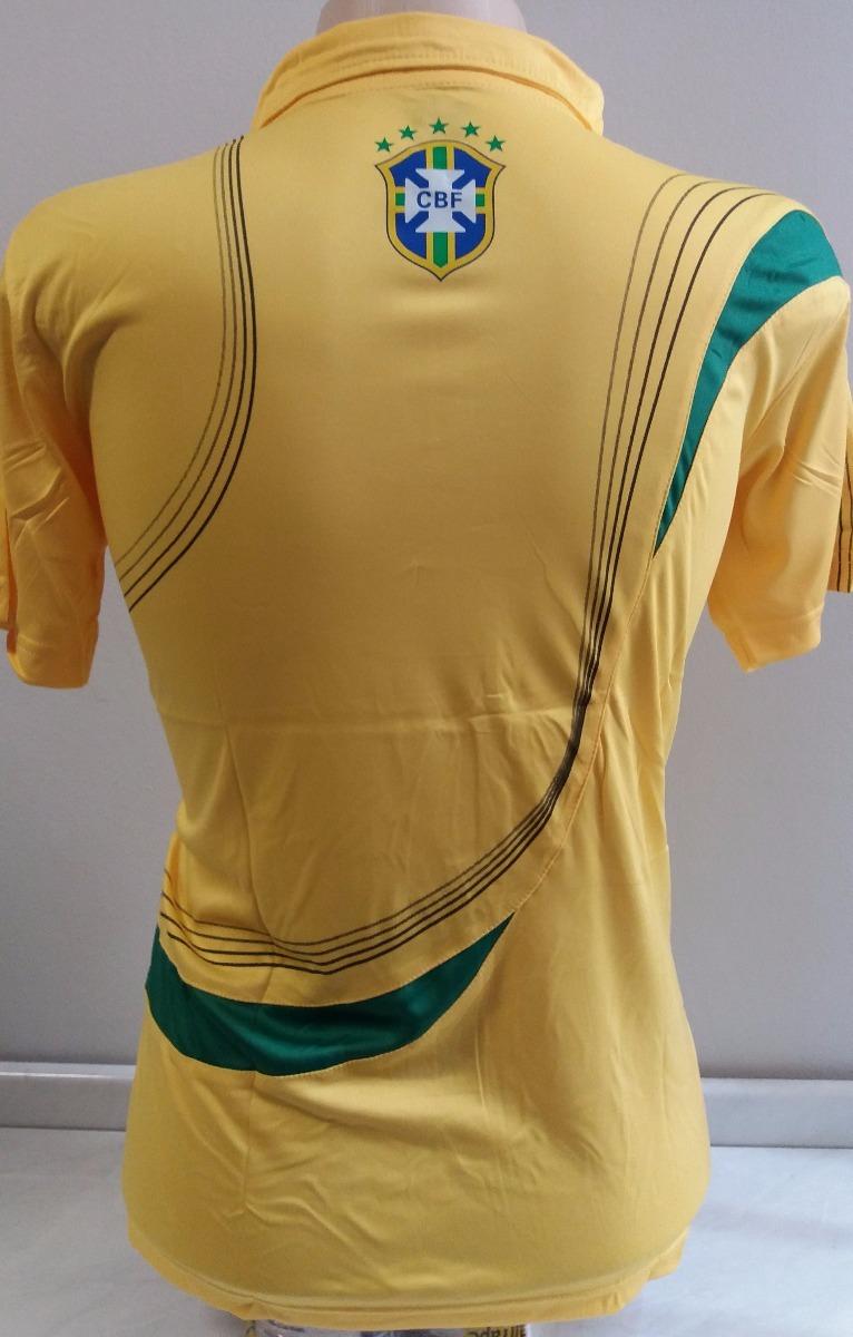 camisa polo brasil passeio copa 2018. Carregando zoom. 7c5cd7685c660