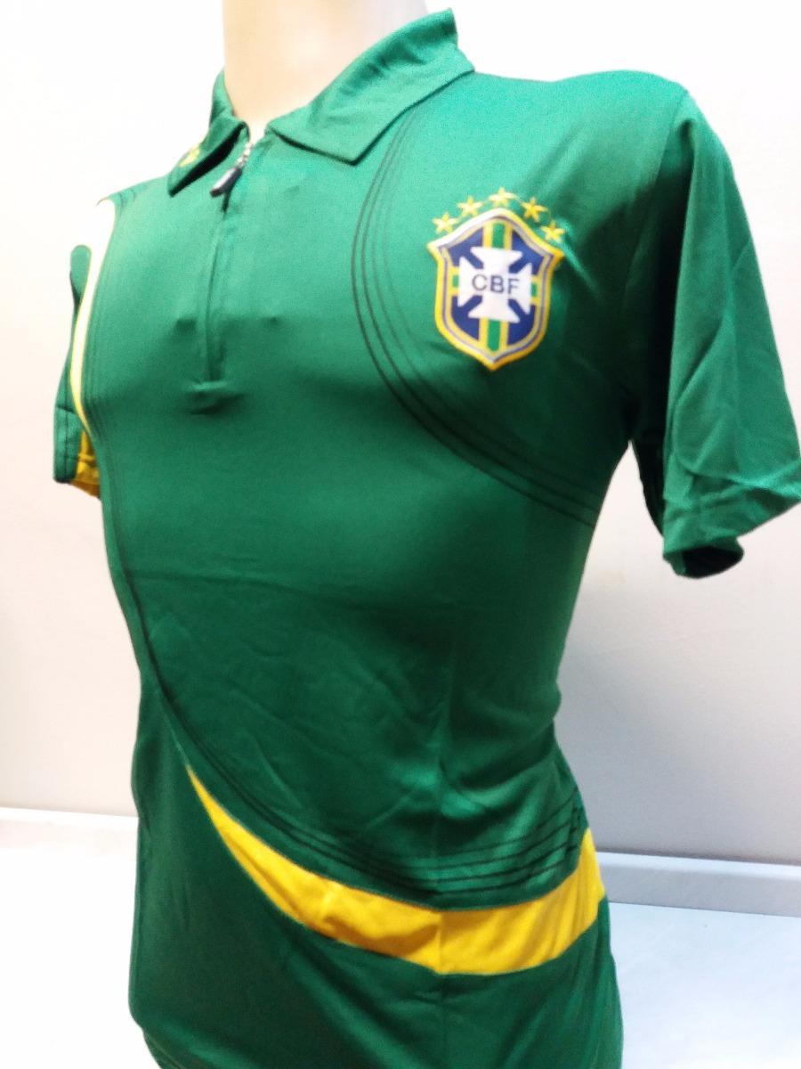 camisa polo brasil passeio copa russia 2018 atacado 12 pçs. Carregando zoom. 49af17f458f36