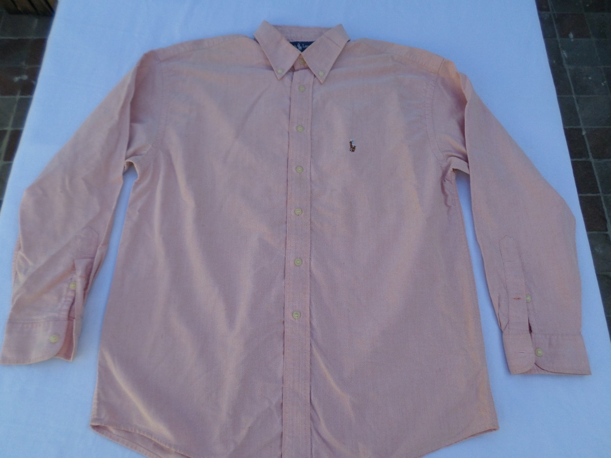 6f24a6ac57970 camisa polo by ralph lauren talle 161 2 - 31   l m. largas. Cargando zoom.