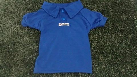 camisa polo cachorro roupas pet 8 ao 13 pastor australiano