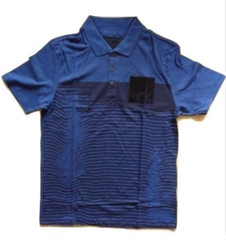 1e1fa2a98 Camisa Polo Calvin Klein M/c Masculina Algodão - R$ 229,90 em ...