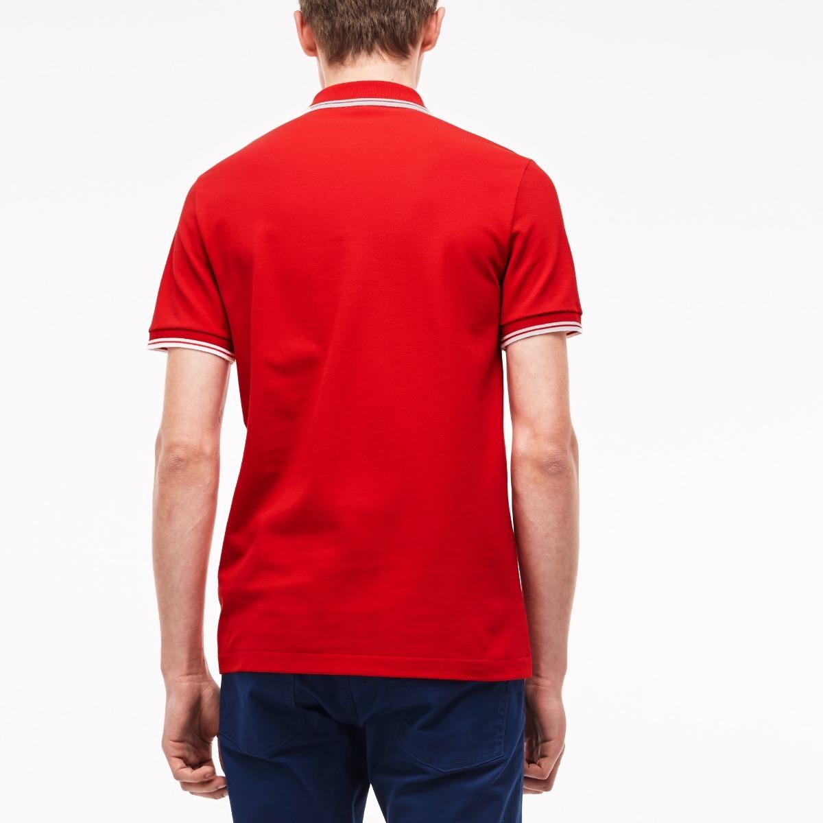 camisa polo   camiseta lacoste live 100% original importada. Carregando  zoom. 0b2d2b218e