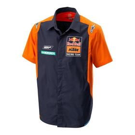 Camisa Polo Chomba Ktm Dakar 2018 Personal Matthias Walkner