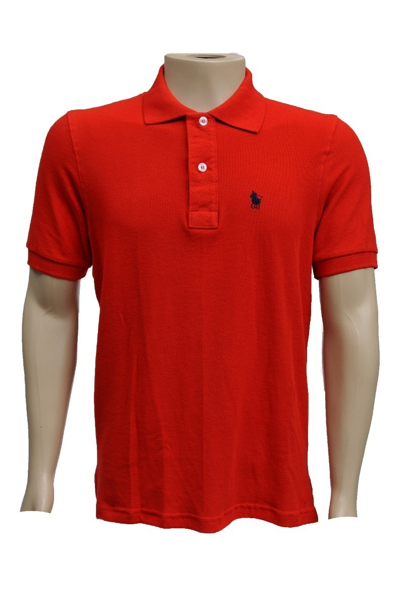 Camisa Polo Classica Infantil Masculina. - R  129 332b76874039f